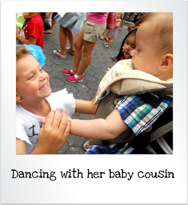 baby loves disco cousins