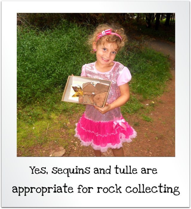 girl's rock collection