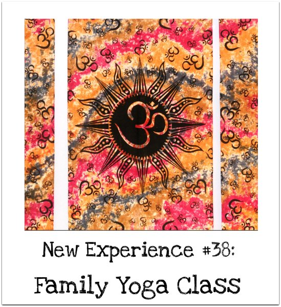 New Experience 38 Family Yoga