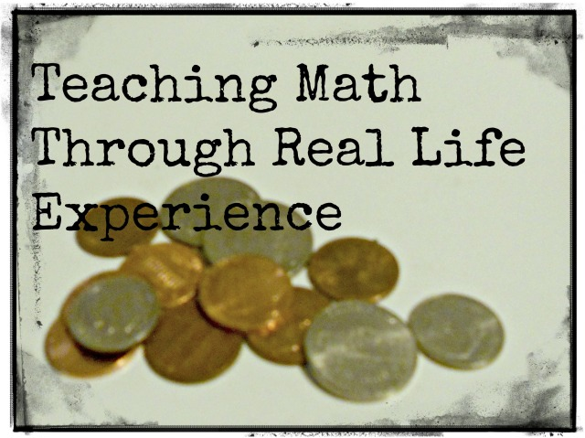 math real life experiences