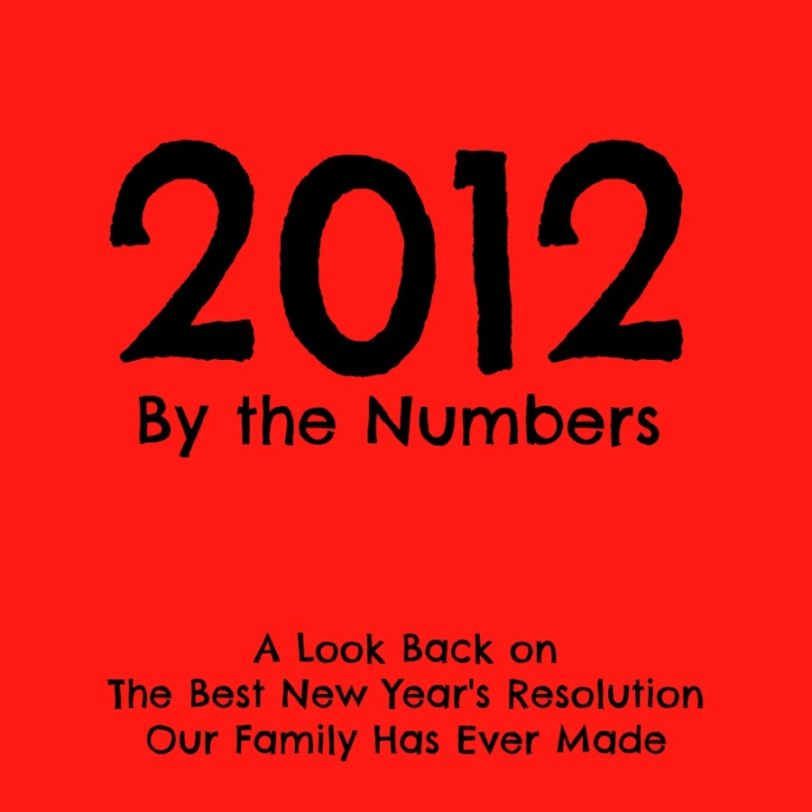 2012 by the numbers